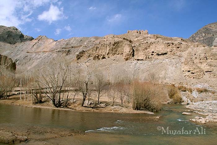 bamyan-shibar-district-old-fortress-in-sari-khoshak-village