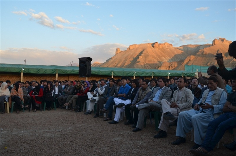 Change Of Direction In Afghanistan >> Bamyan Silk Route Festival 2013 | Hazara.net