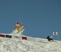 International Ski Challenge in Bamyan, Afghanistan
