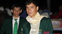Rajab Ali Hazara to lead under 16 Pakistan Football team as captain