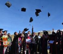 Bamyan University Graduation Ceremony 2013