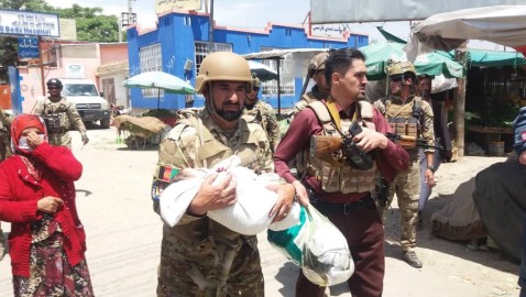 Terrorists target Hazara Maternity Hospital in Kabul