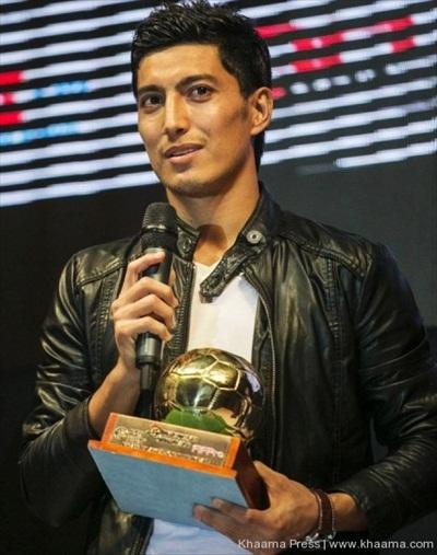 Afghan-footballist-Islam-Amiri