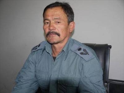 Zamin-Ali-Shaheed-Daikundi-police-chief