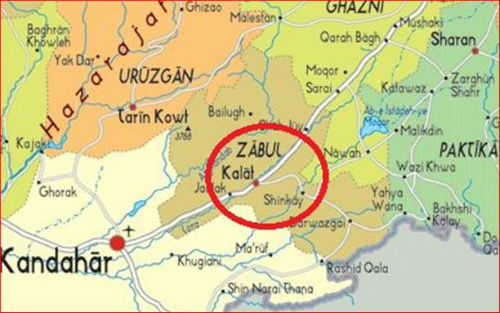 30 Hazaras kidnapped in Zabul