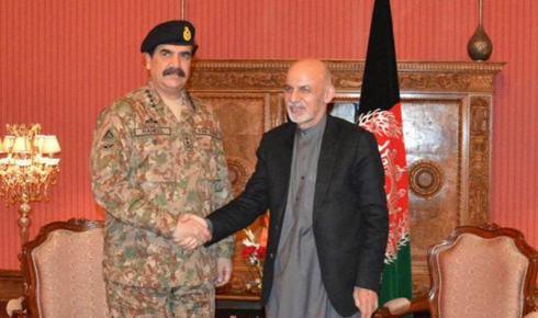 Pak-Afghan-Relationships
