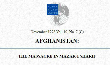 HRW-Massacre-in-MazarSharif-1998-450px