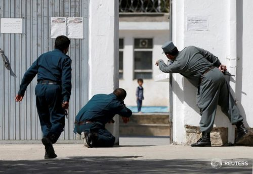 Imam Zaman Mosque Attack - Kabul Aug 25, 2017