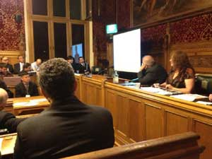 London Genocide Conf Nov 19 2012