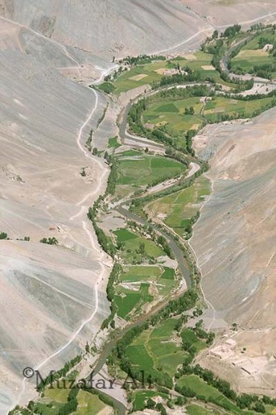 bamyan-panjao-district