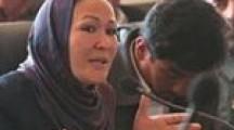 Azra Jafri – first female mayor in Afghanistan