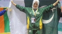 Kalsoom Hazara – Martial Arts Champion