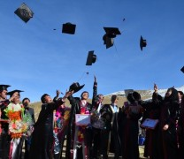 Bamyan University Graduation Ceremony 2013