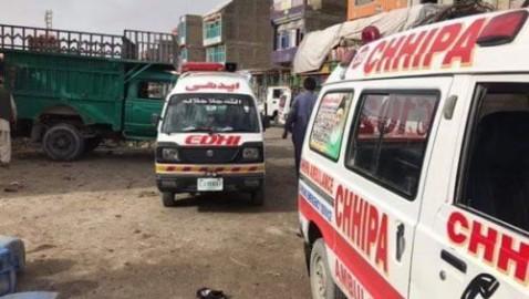 Pakistan: 20 killed, 48 injured in attack targeting Hazara community in Quetta