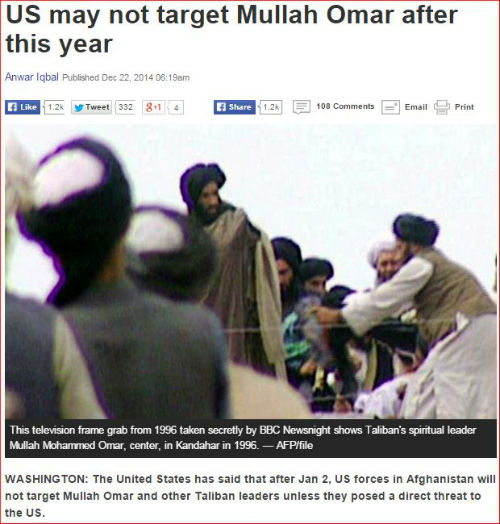 Dawn-US-Not-to-target-MullahOmar-Taliban-500