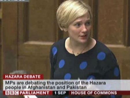 HazaraDebate-9-MPStellaCreasy-Labour