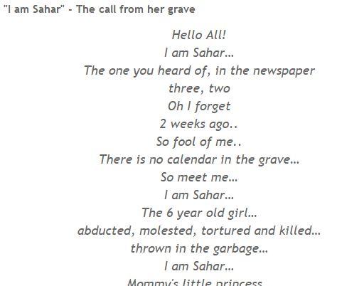 Sahar-Poem