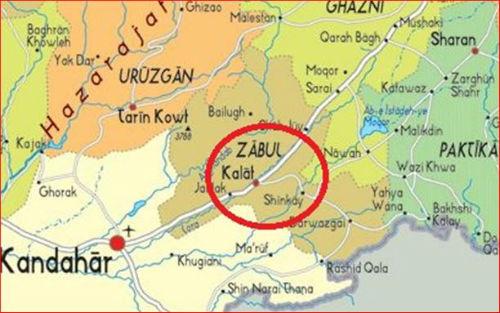30 Hazaras kidnapped in Zabul
