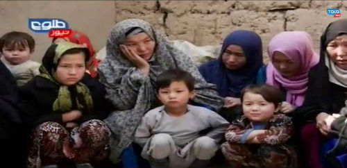 Family-of-31Kidnapped-Hazaras-ToloNews-500px