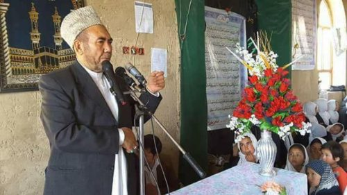 Al-Zahra mosque attack victim Haji Ramazan Husainzada