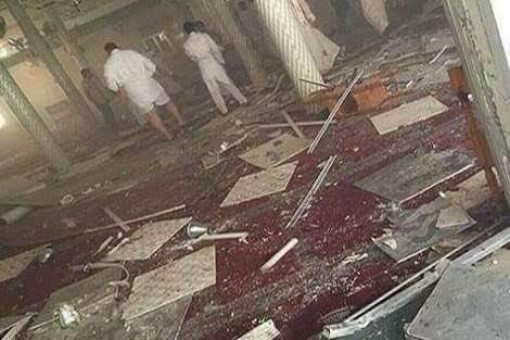 Al-Zahra mosque suicide attack Kabul